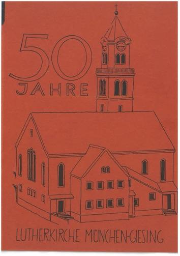50 Jahre Lutherkirche