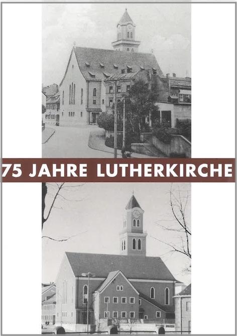 75 Jahre Lutherkirche